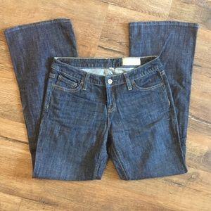 Gap Flare Stretch Jeans Size 4P